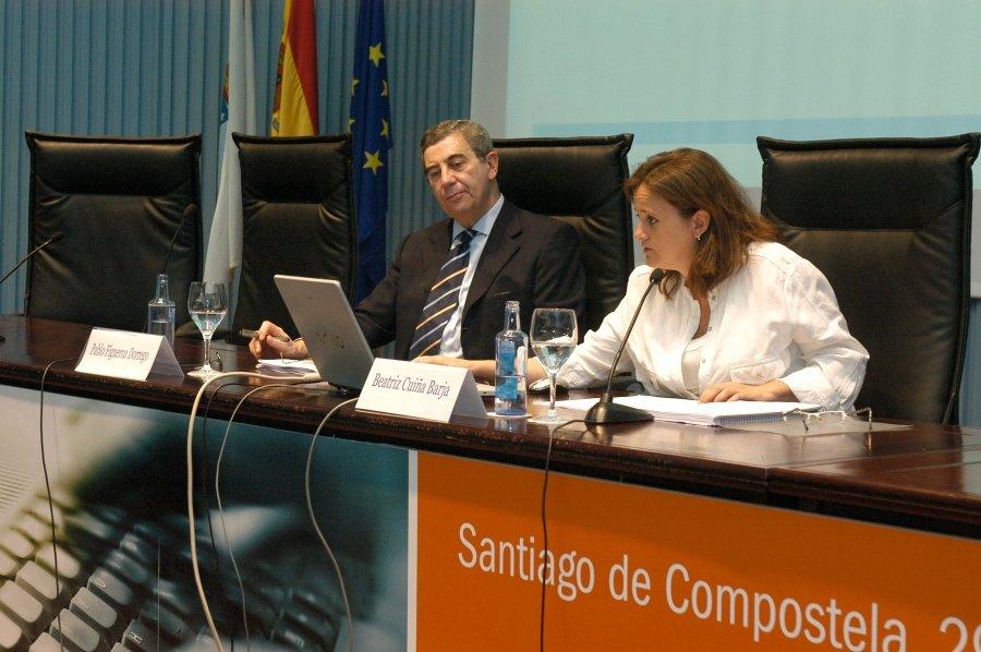 Pablo Figueroa Dorrego Director da Escola Galega de Administración Pública